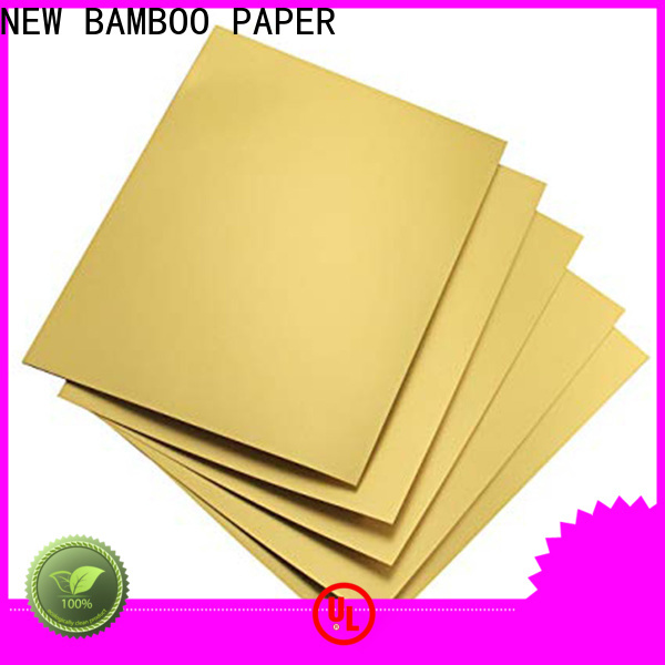 newly metallic paper sheets sheets bulk production for paper bags