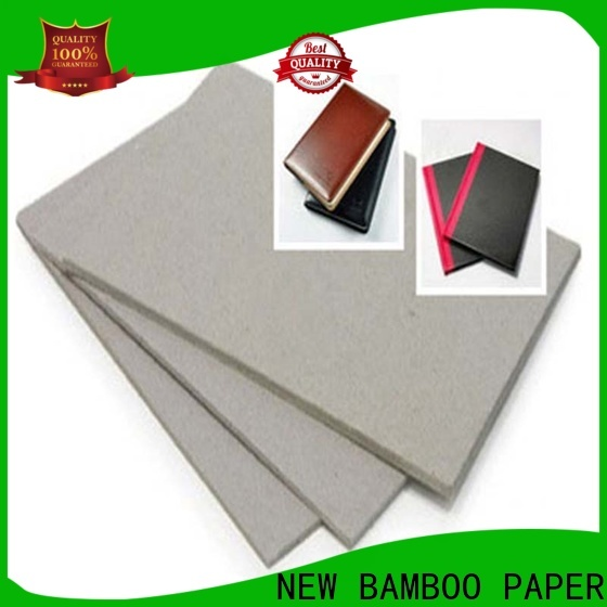 NEW BAMBOO PAPER good-package advantages of grey board free design for desk calendars