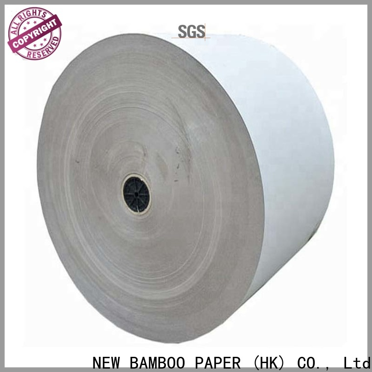 NEW BAMBOO PAPER newly laminated cardboard inquire now for shirt accessories