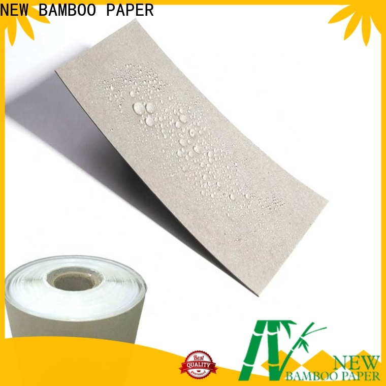 NEW BAMBOO PAPER first-rate floor protection paper free design for trash cans