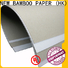 NEW BAMBOO PAPER excellent duplex board factory price for printing industry