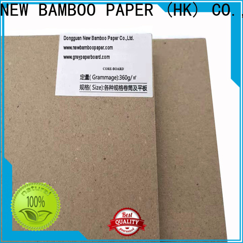 NEW BAMBOO PAPER solid grey board uses check now for boxes