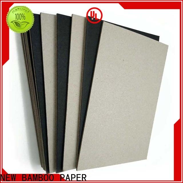 safety black cardboard bag supplier for photo frame