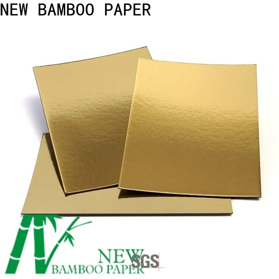 NEW BAMBOO PAPER high-quality foil board factory price for bread packaging