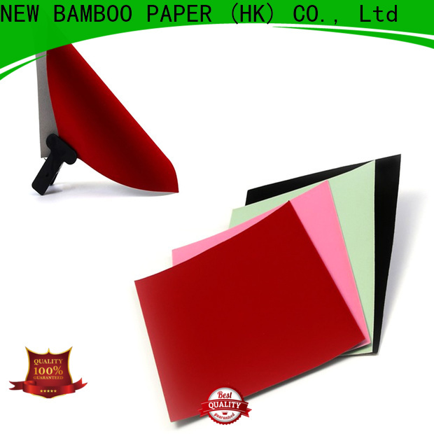 NEW BAMBOO PAPER excellent what is flocked velvet long-term-use for gift box binding