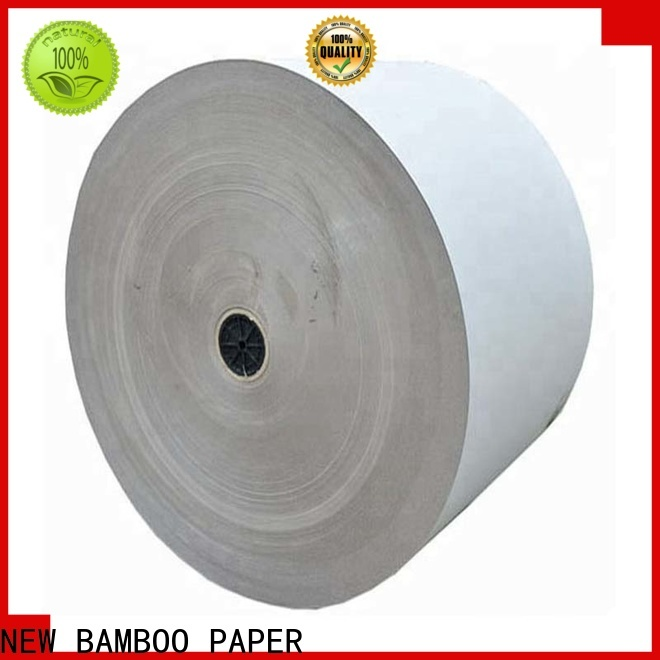 NEW BAMBOO PAPER newly grey paperboard for stationery