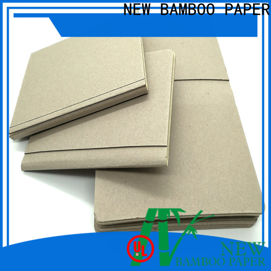NEW BAMBOO PAPER newly foam board 5mm from manufacturer for desk calendars