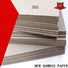 NEW BAMBOO PAPER exercise straw board paper for stationery