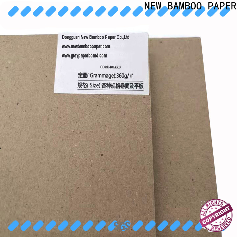 NEW BAMBOO PAPER high-quality carton gris for wholesale for desk calendars