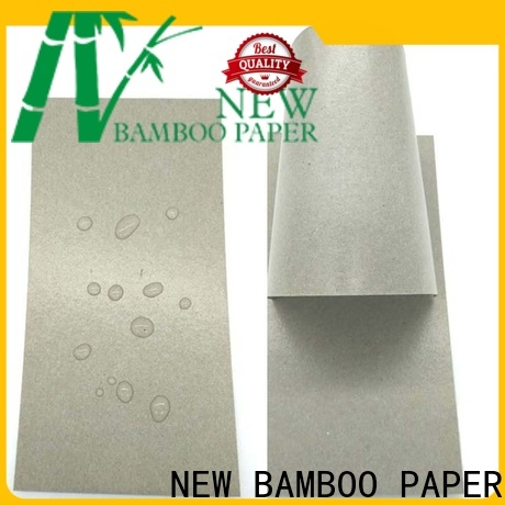 NEW BAMBOO PAPER inexpensive pe coated paper price supplier for waterproof items