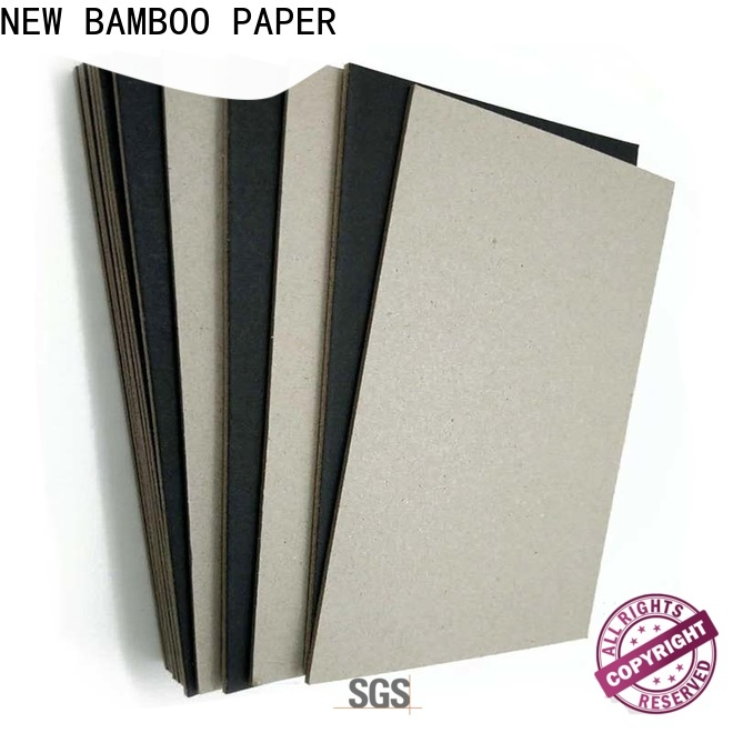 useful black backing paper back widely-use for shopping bag