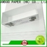 NEW BAMBOO PAPER nice duplex board with grey back free quote for toothpaste boxes