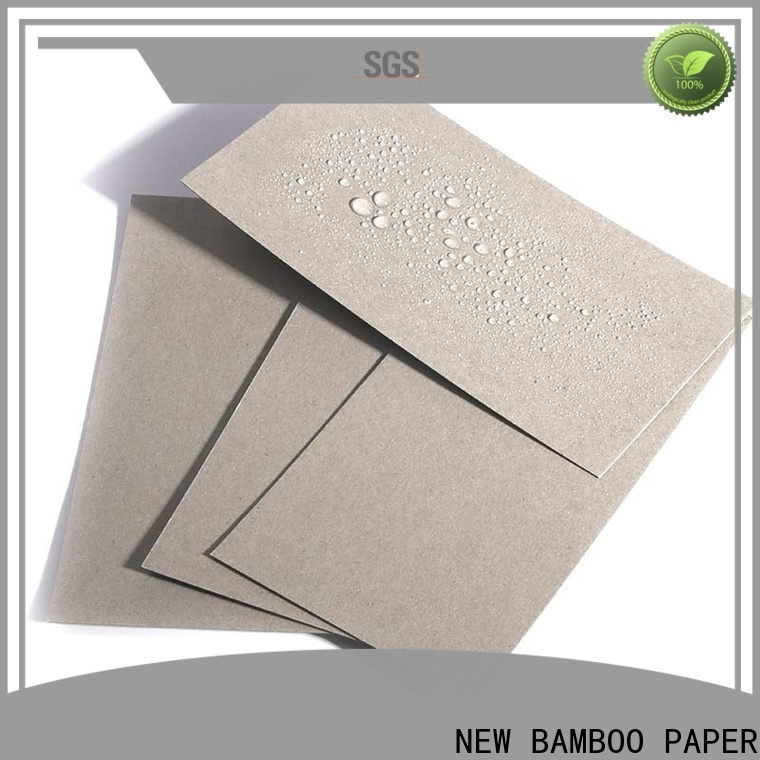 NEW BAMBOO PAPER paper Temporary Floor Protection Paper vendor for frozen food