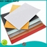 NEW BAMBOO PAPER printing white duplex board from manufacturer for gift box binding