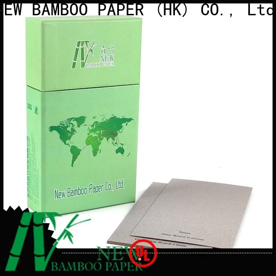 NEW BAMBOO PAPER best gray board paper for wholesale for arch files