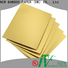NEW BAMBOO PAPER foil silver foil board for wholesale