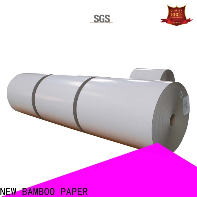 NEW BAMBOO PAPER new-arrival coated duplex board for printing industry