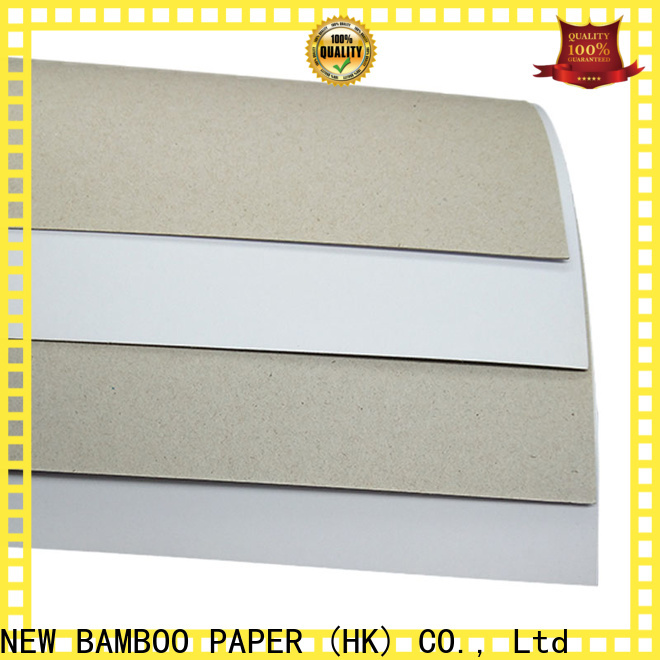 useful grey back duplex board grey bulk production for cereal boxes