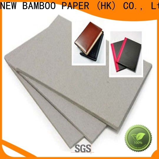 NEW BAMBOO PAPER good-package buy grey board at discount for stationery