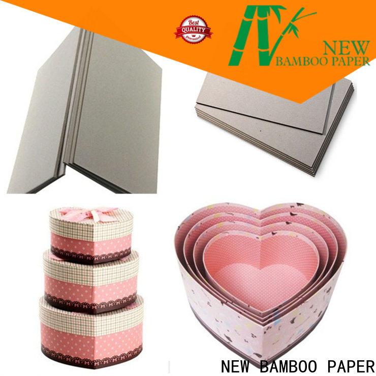 NEW BAMBOO PAPER boxes cardboard paper sheets at discount for book covers