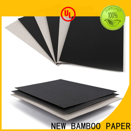 NEW BAMBOO PAPER one what is black paper long-term-use for box materials