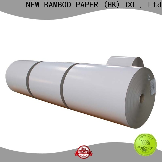 NEW BAMBOO PAPER paper duplex board sizes factory price for printing industry