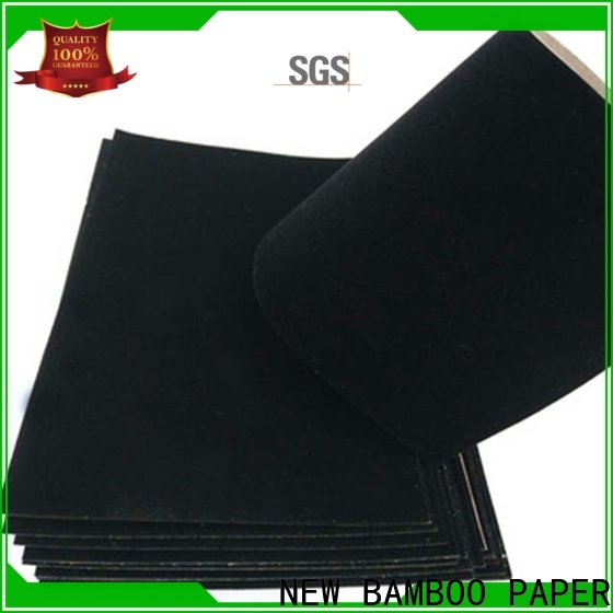 NEW BAMBOO PAPER nice what is flocked paper manufacturer for decoration