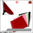 NEW BAMBOO PAPER excellent red flocked paper for decoration