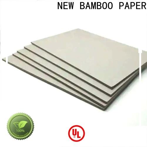 NEW BAMBOO PAPER material grey board sheets for photo frames
