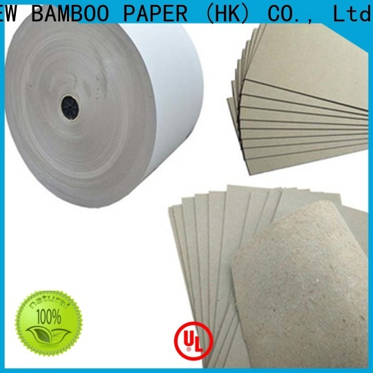 NEW BAMBOO PAPER high-quality grey paperboard inquire now for photo frames