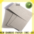 NEW BAMBOO PAPER moisture pe coated paper price producer for packaging