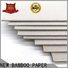 NEW BAMBOO PAPER useful foam board 5mm bulk production for book covers