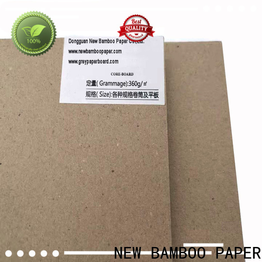 useful gray board board factory price for T-shirt inserts