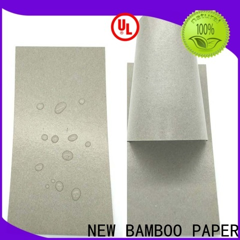 NEW BAMBOO PAPER side single side pe coated paper long-term-use for sheds packaging