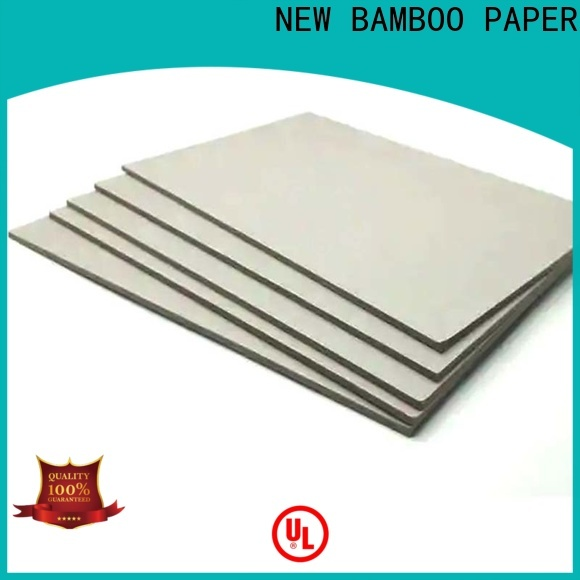 newly laminated grey board paperboard bulk production for desk calendars