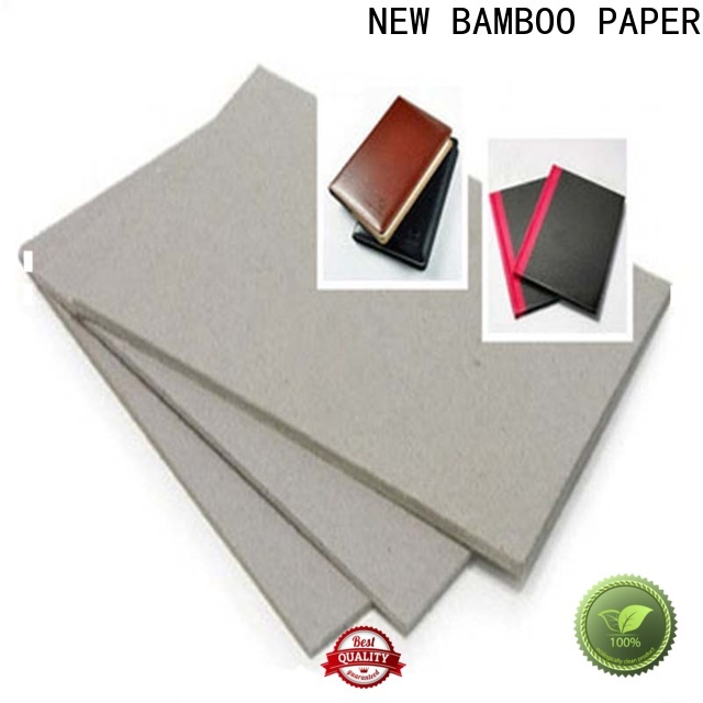 NEW BAMBOO PAPER superior grey paperboard free design for packaging