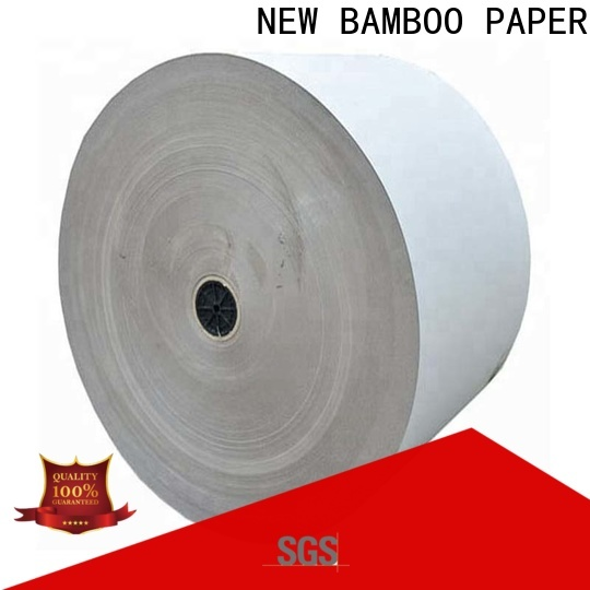 NEW BAMBOO PAPER cover advantages of grey board free design for T-shirt inserts