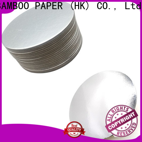 good-package foil cake board environment long-term-use for paper bags