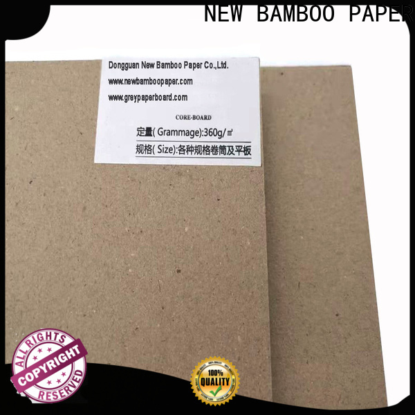NEW BAMBOO PAPER superior gray board paper at discount for photo frames
