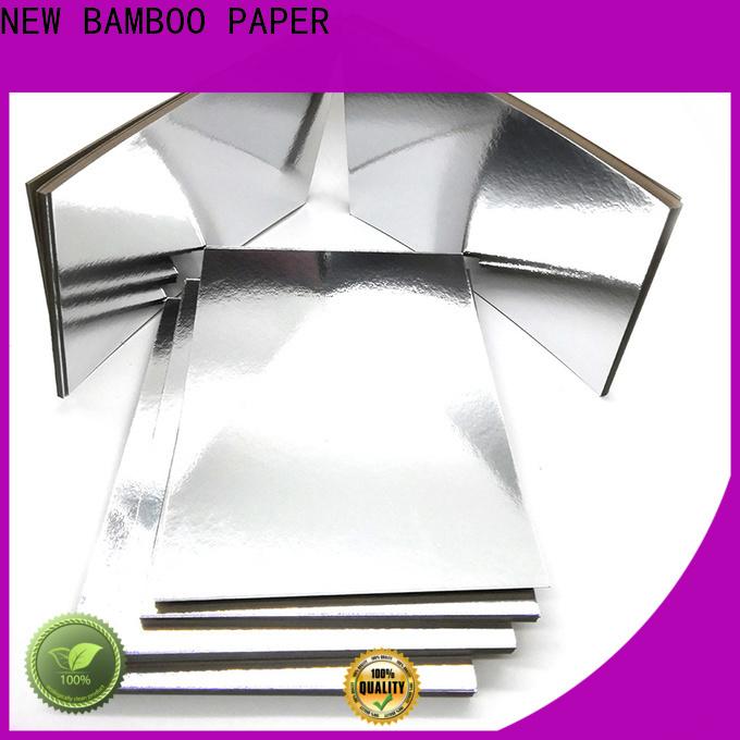 NEW BAMBOO PAPER new-arrival Custom Cake Boards bulk production for dessert packaging