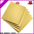 NEW BAMBOO PAPER gold metallic gold poster board order now