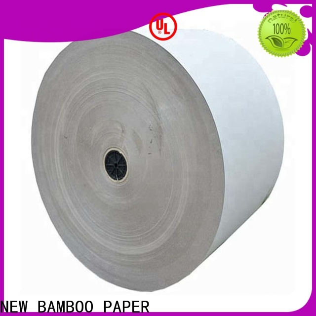 NEW BAMBOO PAPER exercise cardboard paper at discount for desk calendars