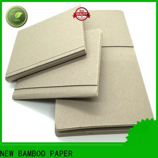 solid foam board paper laminated bulk production for shirt accessories