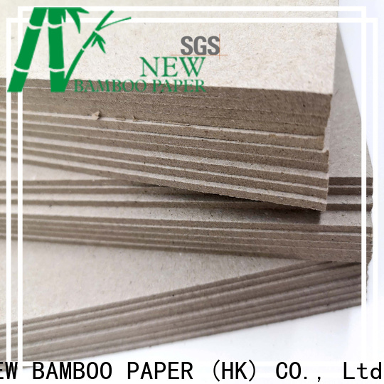 NEW BAMBOO PAPER uncoated grey board for sale check now for T-shirt inserts