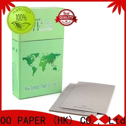 useful grey board paper coil factory price for stationery