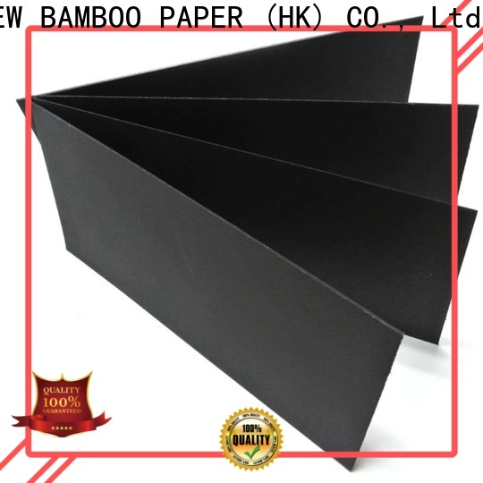 quality large roll of black paper environment supplier for photo albums