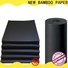 NEW BAMBOO PAPER size black chipboard sheets for hang tag
