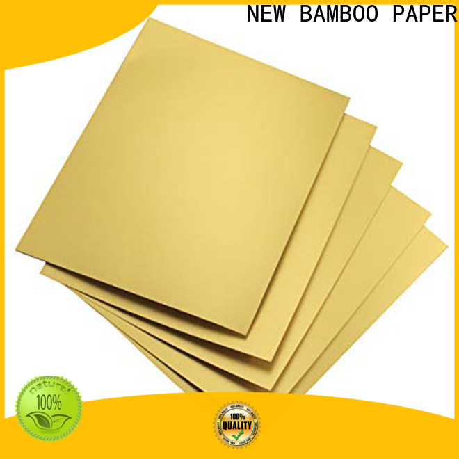 NEW BAMBOO PAPER best metallic board paper order now