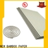 NEW BAMBOO PAPER material buy grey board bulk production for desk calendars