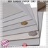 NEW BAMBOO PAPER inexpensive grey chipboard sheets bulk production for book covers